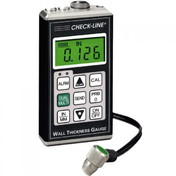 TI-25M-MMX Through Paint Ultrasonic Wall Thickness Gauge