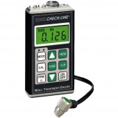 TI-25DL-MMX Data Logging Through Paint Ultrasonic Wall Thickness Gauge