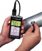 TI-25DL Data Logging Wall Thickness Gauge