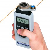 YS-20 Speed - and Length Meter as well as Tachometer for contact and non-contact measurement
