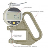 FD-50 Digital Thickness Gauge