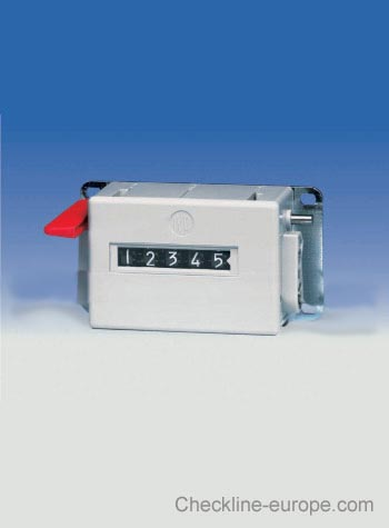 U411 IVO Mechanical Revolution Counter