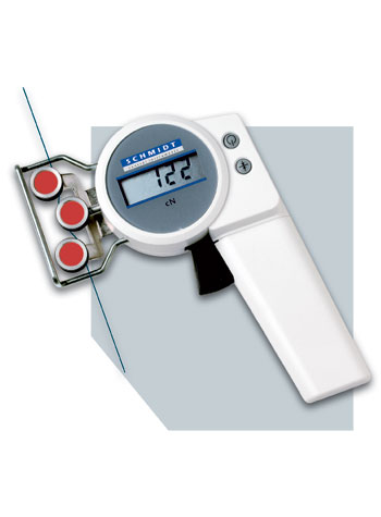 ZED Digital Economical tension meter for limited acces