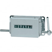 H400 IVO Mechanical Stroke Counter with Key Reset