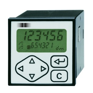 NE131 Electronic preselection counter with one or two presets
