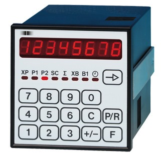 NE212 Multifunctional Counter with two presets