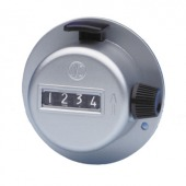 T124 IVO Mechanical Metal Manual Piece Counter
