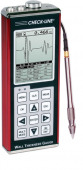 TI-PVX Precision Ultrasonic A-scan Wall Thickness Gauge