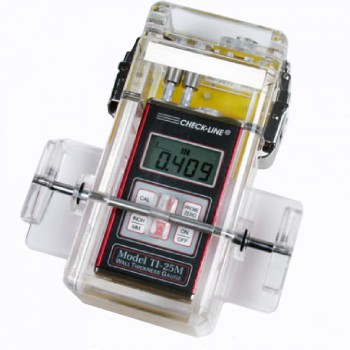 TI-25M-UWM Underwater Ultrasonic Thickness Gauge