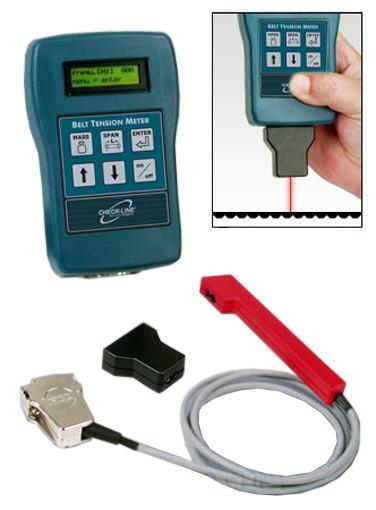 Belt Tension Meter : Belt tension meter tensiometer btm plus