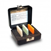 RX-TBK-OO Type OO Durometer Test Block Kit