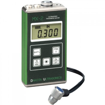MX-2 Ultrasonic Wall Thickness Gauge