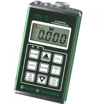 MX-5 Ultrasonic Thickness Gauge