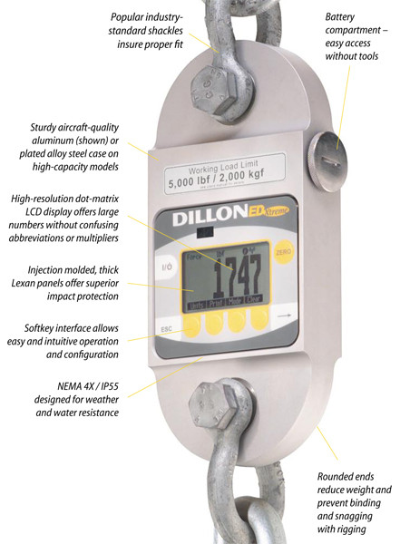 Dynamometer Load Cell : Dynamometer edxtreme digital dynamometers