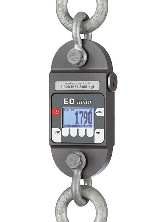 EDjunior Digital Dynamometer