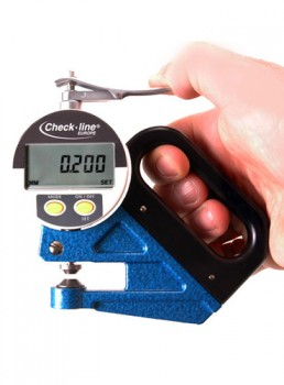 DDM-2000 Digital Precision Foil Thickness Gauge