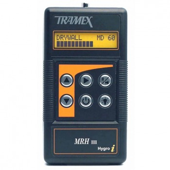 Tramex MRH III Digital Moisture & Humidity Meter