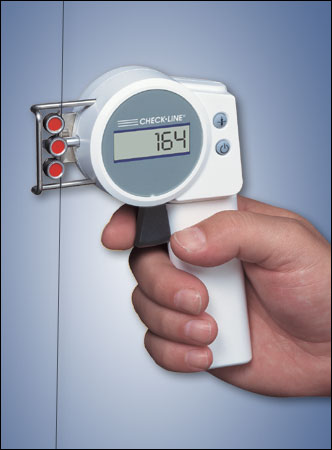 ZEF-ZED Economical, Limited Access Digital Tension Meter