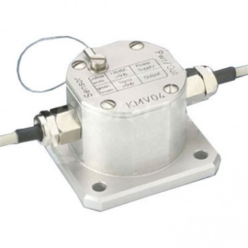 KMV-04 Cable mounted strain gauge measuring amplifier