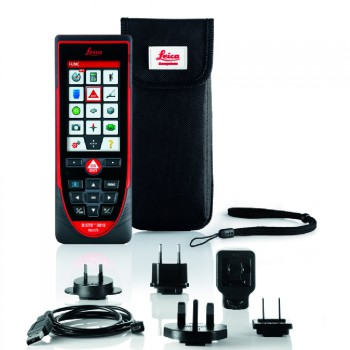 Disto D810 Laser distance meter with touch screen - Leica Disto D810