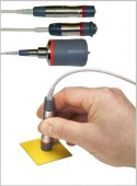 MiniTest N-Probes Probes for insulating coatings on non-ferrous metals 127111
