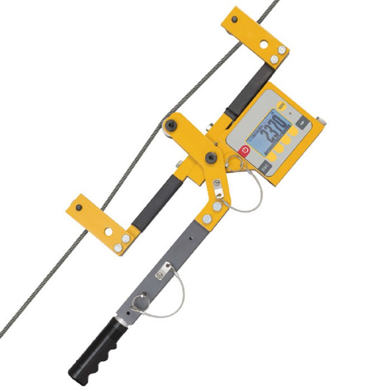 CTM2 Portable Wire Rope Tension Meter