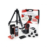 Leica Disto S910 Pro Pack - Including tripod, adaptor and target plate