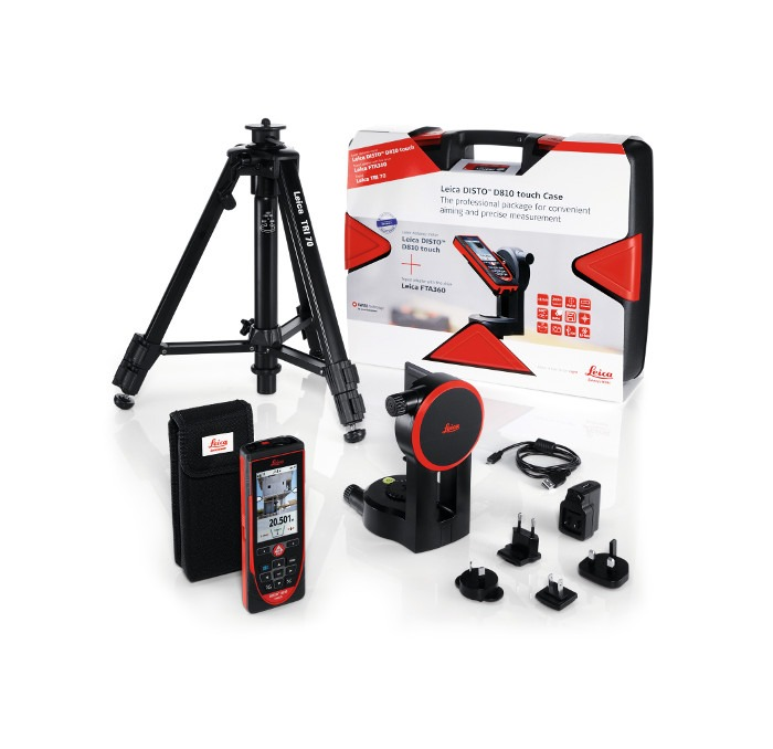 Kit-127265 Disto D810 Touch Pro Pack