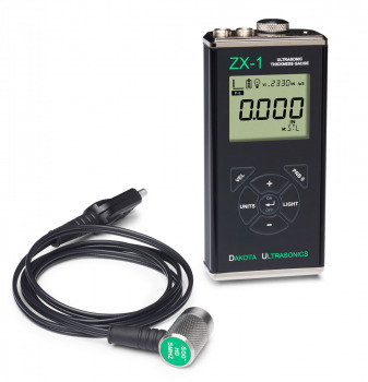 ZX-1 Ultrasound Wall Thickness Gauge