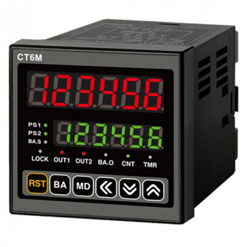 CT6M Counter/Timer